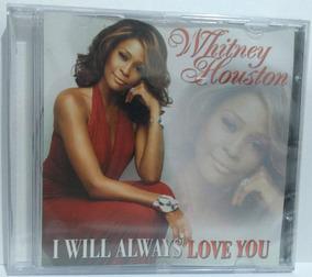 Cd Whitney Houston -i Will Always Love You Greatest Hits