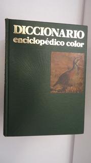Diccionario Enciclopedico Color, 4 Tomos, Nauta