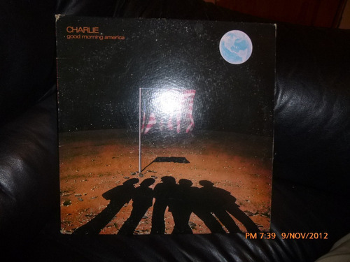 Vinilo Lp De Good Morning America Charlie (u539