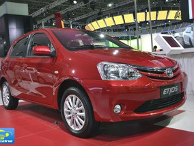 Toyota Etios Xls 6 Caja Manual 5 Puertas Motor 1.5 Nafta 0k