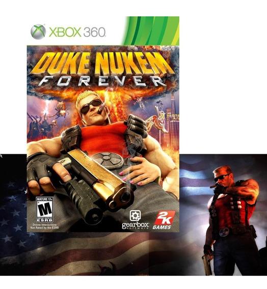 Jogo Xbox Duke Nukem - Xbox 360 - Original - Queima Estoque