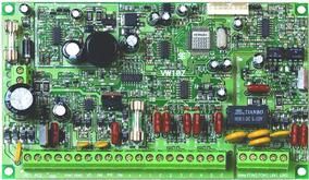 Kit Central De Alarme Vw10z + Teclado 16s - Via Web