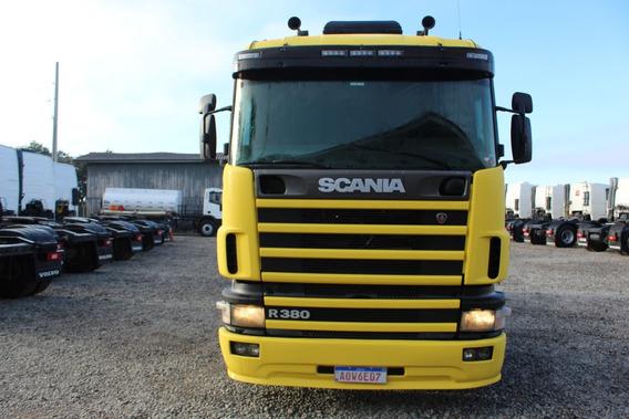 Scania R-124 420 6x2 2007