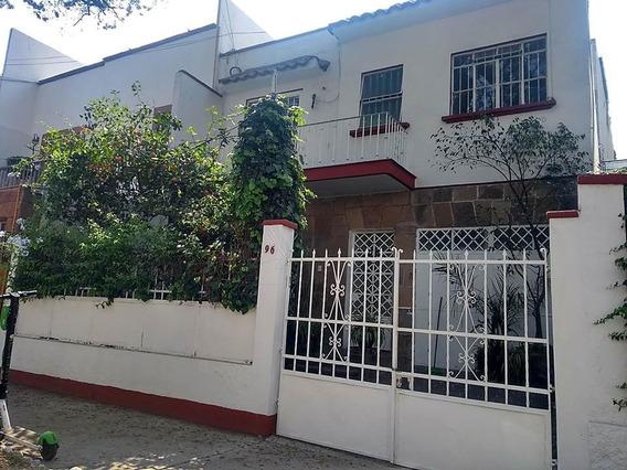 Enrique Ibsen, Casa En Renta, Polanco (ld)