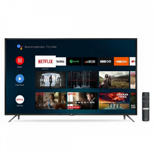 Tv Led Smart 50  Pulgadas Rca Android 4 K X50andtv