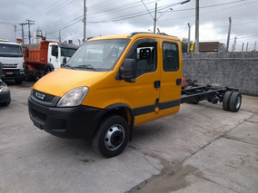 Iveco Daily Chassi Cab. Dupla