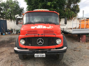 Mercedes-benz Mb 1113 Truck Carroceria
