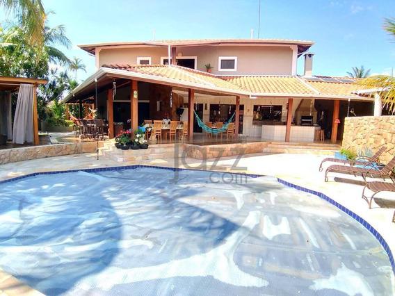 Fantástico Sobrado Com 4 Dormitórios E 458 M² De Construção - Parque Xangrilá - Ca4577