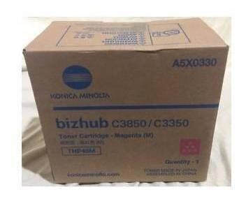 Imagen 1 de 1 de Cartucho Original Konica Tnp-48m Bizhub C3350 C3850 C3850fs