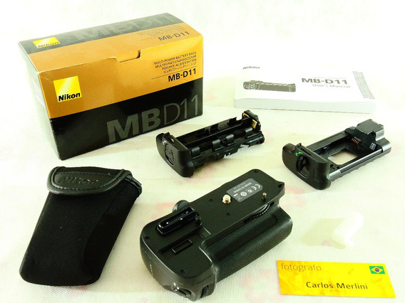 Mb-d11 Nikon Mbd11 Battery Pack Para D7000