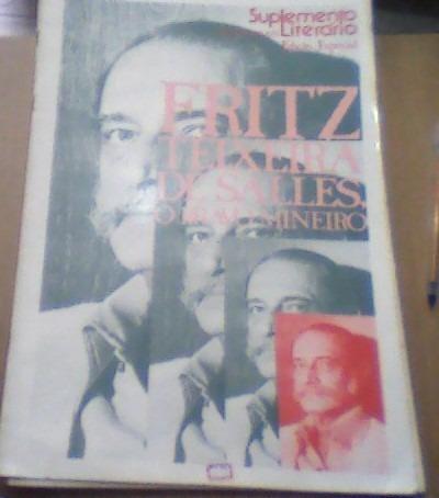 Suplemento Literário - Fritz Teixeira De Sales-03-03-1984