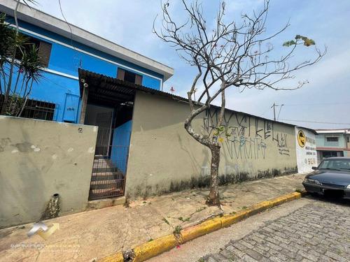 Imagem 1 de 16 de Sobrado Com 3 Dormitórios Para Alugar, 100 M² Por R$ 1.800,00/mês - Vila Linda - Santo André/sp - So1201