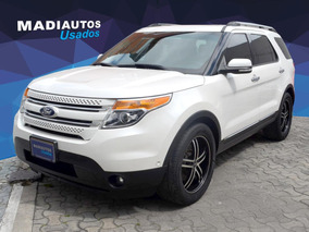 Ford Explorer Limited 3.5 4x4 2015