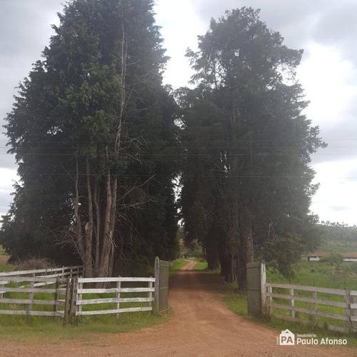 Chácara À Venda, 2300 M² Por R$ 65.000,00 - Zona Rural - Poços De Caldas/mg - Ch0040