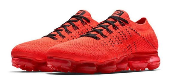 ### Tênis Nike Air Vapormax Clot - Bright Crimson ###