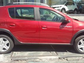 Renault Sandero Stepway Expression 0k Anticipo $99.000 Y Cts