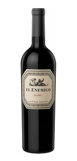 Vino El Enemigo Malbec 750ml. - Envíos