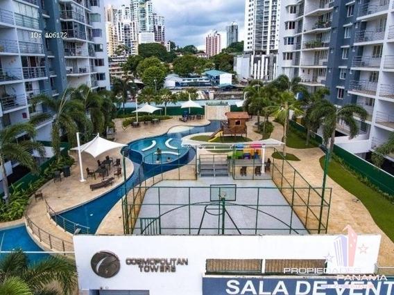 Vendo O Alquilo Apartamento Amoblado En El Ph Cosmopolitan T