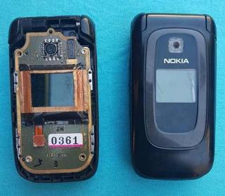 Lote Com 2 Celulares Nokia 6085 (leia A Descrição)