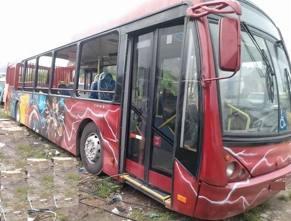 Onibus Trenzinho Da Alegria Mercedes O-500