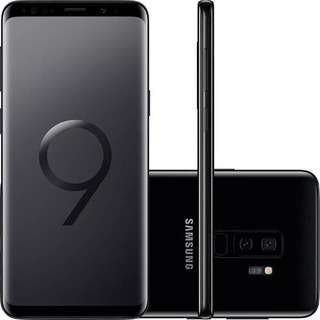 Smartphone Samsung Galaxy S9 Plus 128gb 6gb 2.8ghz - Preto