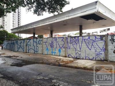 Posto De Gasolina - Parque Edu Chaves. - Ls19494