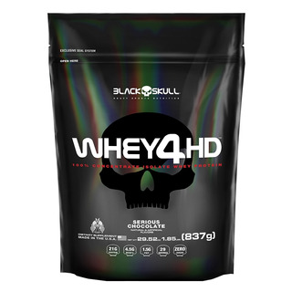 Whey 4hd Rf 837g Chocolate