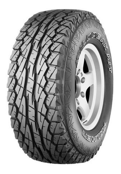 Pneu Dunlop Falken Camioneta Aro 16 265/75r16 123q Wpat01