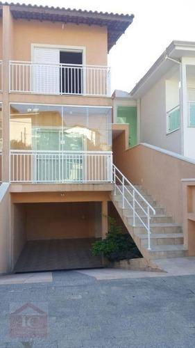 Casa Com 3 Dormitórios À Venda, 240 M² Por R$ 600.000,00 - Vila D'este - Cotia/sp - Ca1345