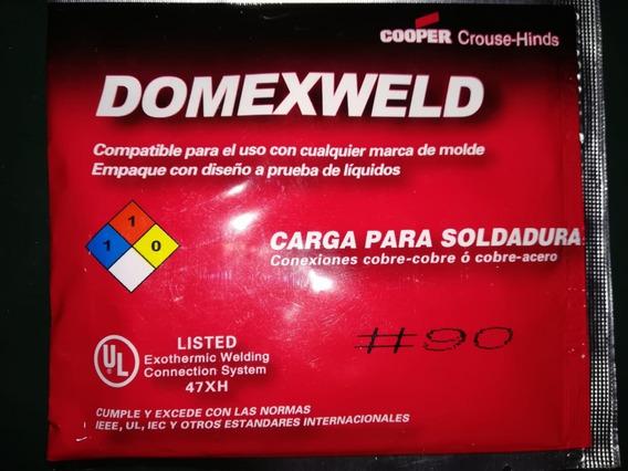 Carga P/soldadura Exotérmica Del #90 Cooper