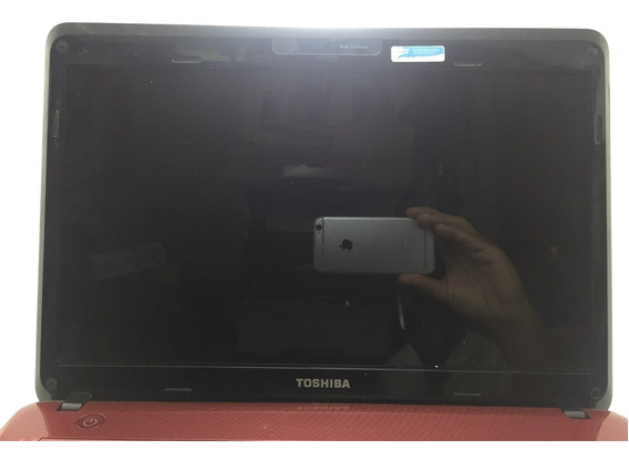 Notebook Toshiba Satellite T 135 Amd