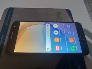 Samsung J7 Prime 32 Gb Com Película 9d E Biometria Digital