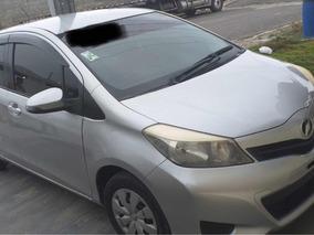Toyota Vitz 2012 Japonés