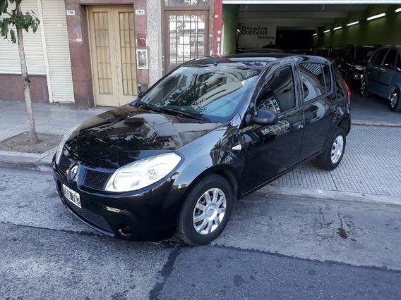 Renault Sandero 1.6 Año 2010 Ernesto Automotores Financiacio
