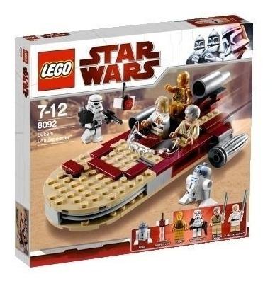 8092 Star Wars Luke