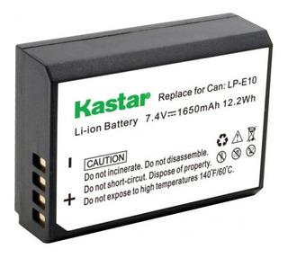 Bateria Kastar Lp-e10 T3, T5, 1200d