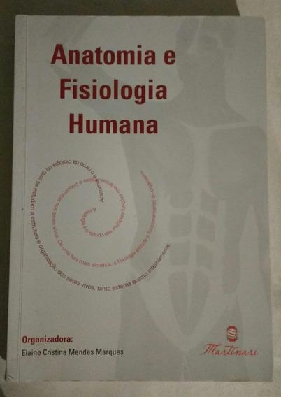 Livros De Anatomia E Fisiologia Para Acadêmicos Da Saúde