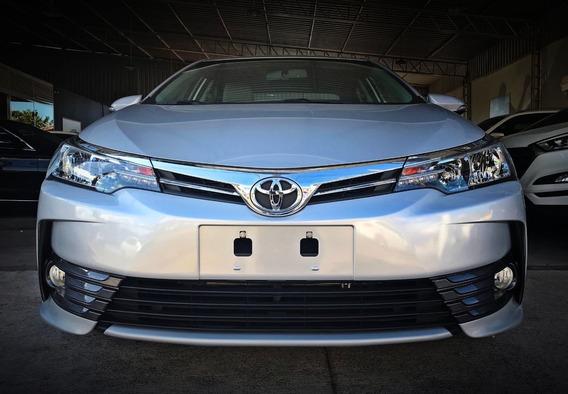Toyota Corolla 2.0 Xei Flex. Prata 2017/18