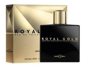 Perfume Royal Gold - 100ml