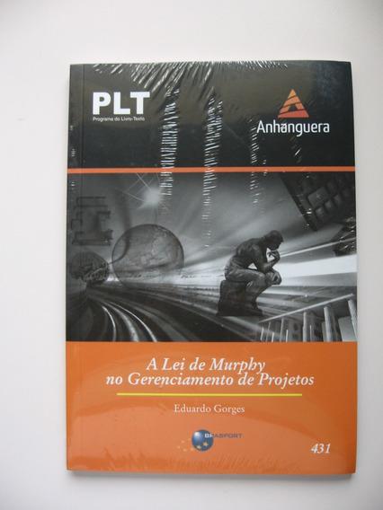 Plt - 431 - A Lei De Murphy No Gerenciamento De Projetos