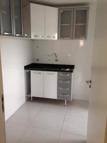 Apartamento Com 2 Dormitórios À Venda, 58 M² Por R$ 320.000,00 - Jaguaré - São Paulo/sp - 11610