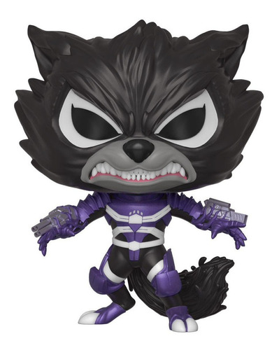 Figura Funko Pop Marvel Venom S2 - Rocket Raccoon 515