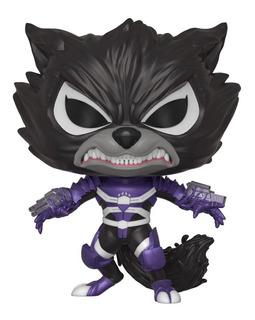 Figura Funko Pop Marvel Venom S2 - Rocket Raccoon 515
