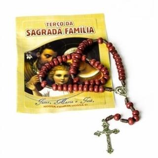 10 Terço Com Oração Sagrada Familia