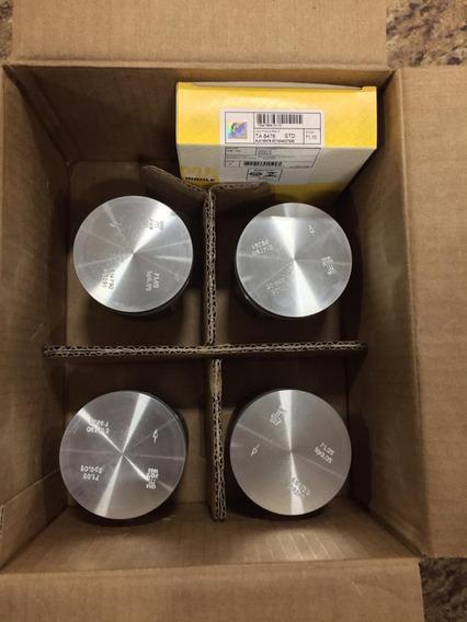Pistões Com Anéis Metal Leve Std Celta,prisma,corsa Até 2012