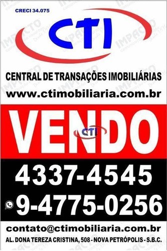 Apartamento À Venda, Centro, São Bernardo Do Campo. - Ap2674