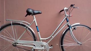 Bici Paseo Dama Made In Suiza Única 100% Original Envio