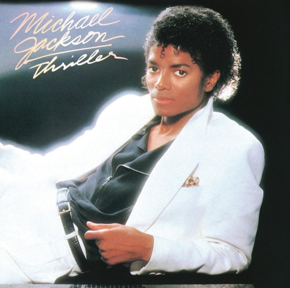 Michael Jackson - Thriller [180g Lp] Gatefold Remaster Vinyl