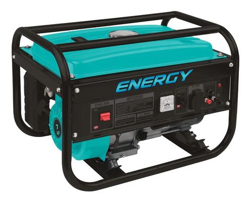 Generador A Nafta 4 Tiempos 3100w Energy 7hp Mg50 Nuevo Mod.