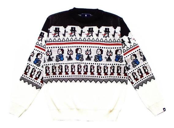 Macanudo - Sweater Hombre Y Mujer De This Is Feliz Navidad